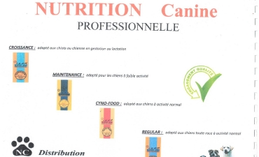 Gamme professionnelle